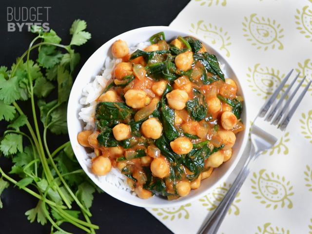 Curried-Chickpeas-with-Spinach-bowl